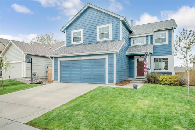 5967 S Yakima Street, Aurora, CO 80015 (#1805050) :: The Pete Cook Home Group