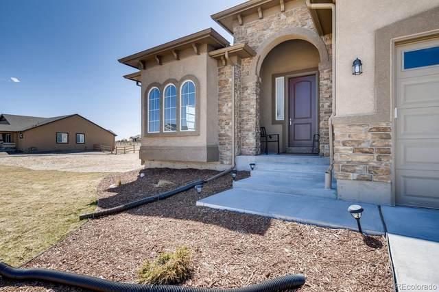 11410 Pyramid Peak Drive, Peyton, CO 80831 (#1805405) :: HomeSmart Realty Group
