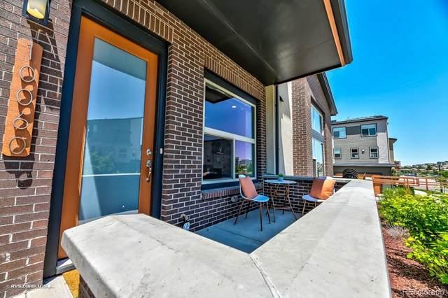 10060 Town Ridge Lane, Lone Tree, CO 80124 (MLS #1805457) :: 8z Real Estate