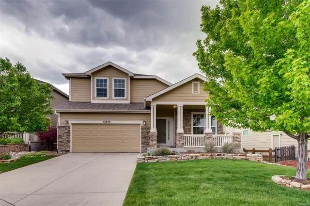 22886 Addington Place, Parker, CO 80138 (#1805568) :: Sellstate Realty Pros