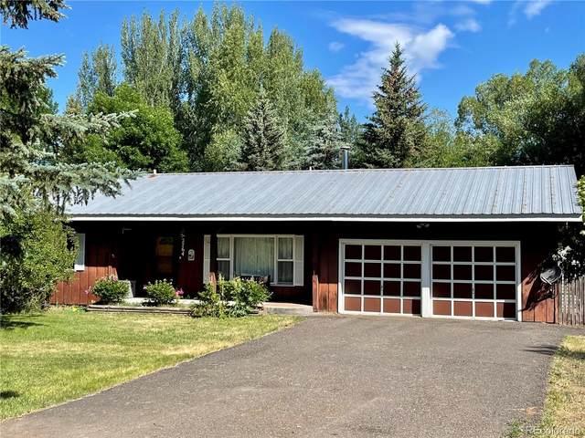 2764 Iris Lane, Steamboat Springs, CO 80487 (#1805979) :: The Gilbert Group
