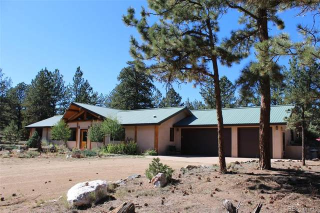 35341 County Road 77, Lake George, CO 80827 (MLS #1806036) :: 8z Real Estate