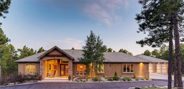 4061 High Forest Road, Colorado Springs, CO 80908 (#1806295) :: The DeGrood Team
