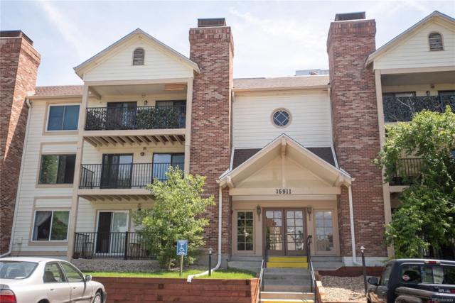15911 E Dakota Place #204, Aurora, CO 80017 (#1806396) :: Mile High Luxury Real Estate