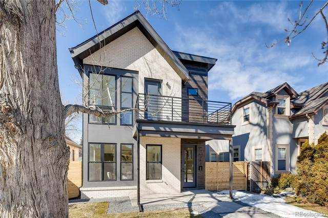 743 S Clarkson Street, Denver, CO 80209 (#1806548) :: The Brokerage Group