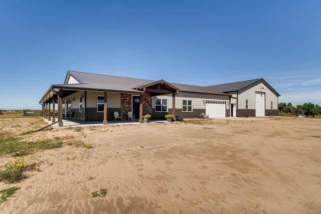2763 County Road 41, Hudson, CO 80642 (#1806598) :: The DeGrood Team