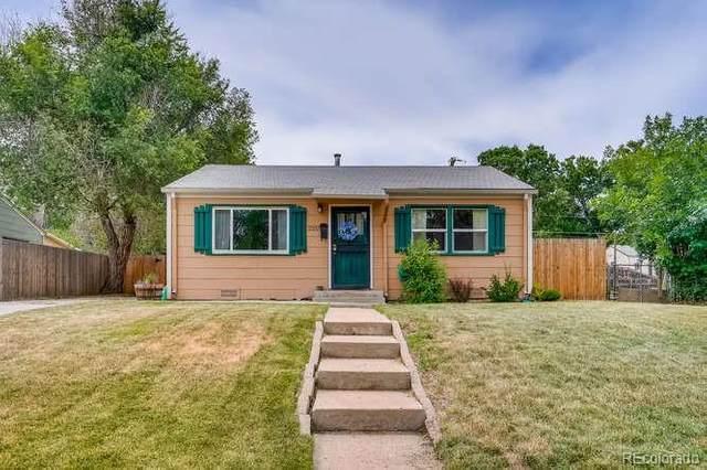 2355 S King Street, Denver, CO 80219 (#1806819) :: Bring Home Denver with Keller Williams Downtown Realty LLC