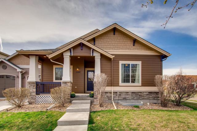 1162 Village Circle, Erie, CO 80516 (#1807014) :: The Griffith Home Team