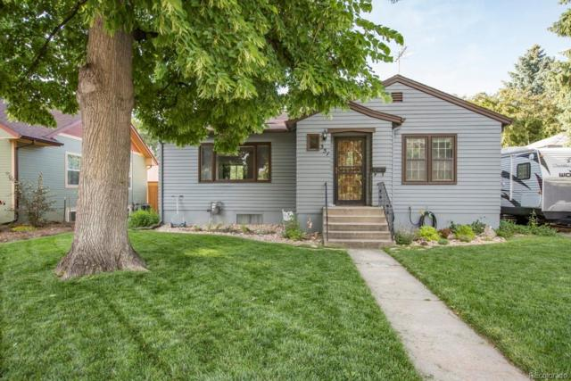 351 W 8th Street, Loveland, CO 80537 (#1807652) :: Sellstate Realty Pros