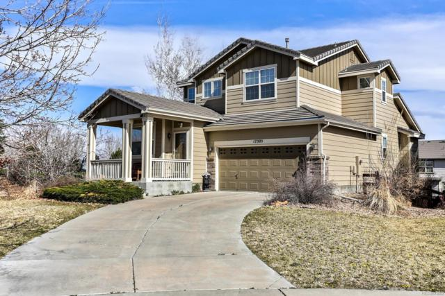 17305 E Fair Place, Aurora, CO 80016 (#1807701) :: The Peak Properties Group