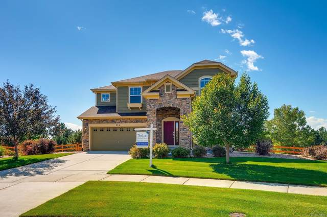 324 N De Gaulle Court, Aurora, CO 80018 (#1807756) :: The Heyl Group at Keller Williams