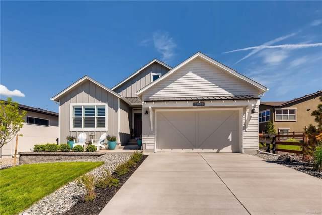 3952 Horse Gulch Loop, Colorado Springs, CO 80924 (MLS #1808506) :: Kittle Real Estate