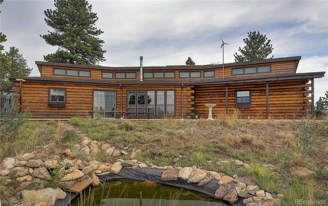 14820 County Road 251, Salida, CO 81201 (#1808641) :: Compass Colorado Realty