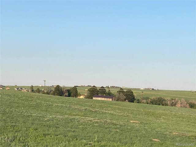 Lot 2 County Road 17/21, Elizabeth, CO 80107 (#1808781) :: The DeGrood Team