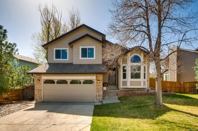 1279 Ascot Avenue, Highlands Ranch, CO 80126 (#1808917) :: The Peak Properties Group