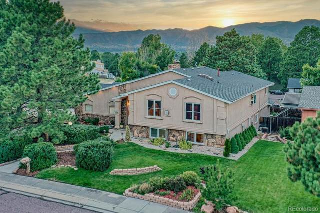 6410 Nanette Way, Colorado Springs, CO 80918 (#1808921) :: The DeGrood Team