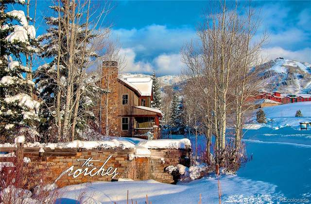 1317 Turning Leaf - Fractional Deed E Court, Steamboat Springs, CO 80487 (#1809234) :: Realty ONE Group Five Star