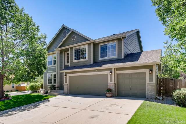 5410 E Aspen Avenue, Castle Rock, CO 80104 (MLS #1809370) :: 8z Real Estate