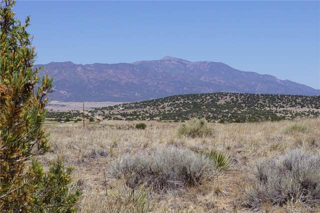 Red Rock Road, Walsenburg, CO 81040 (#1809476) :: James Crocker Team