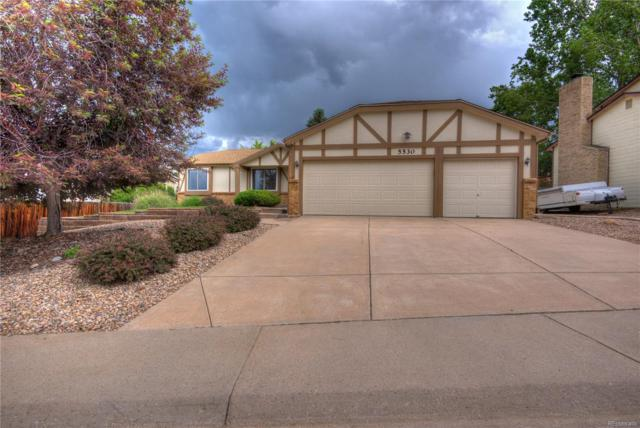 5530 S Miller Street, Littleton, CO 80127 (#1809536) :: The DeGrood Team
