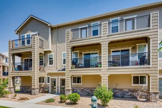 11250 Florence Street 22B, Commerce City, CO 80640 (#1810200) :: Kimberly Austin Properties