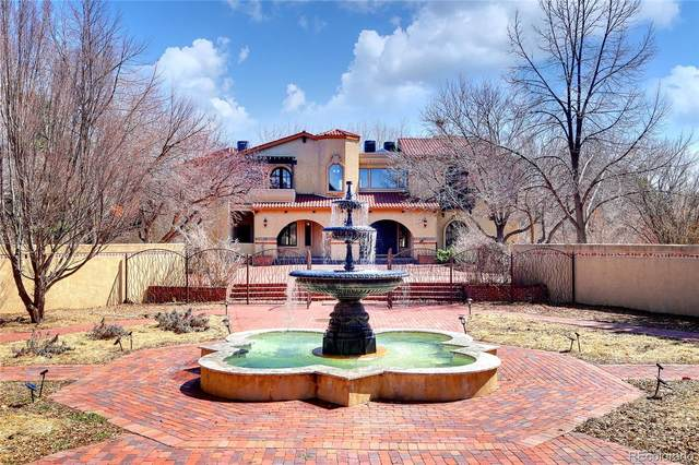 3 Carriage Brook Road, Cherry Hills Village, CO 80121 (#1810509) :: Re/Max Structure