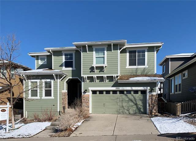 5321 Windflower Lane, Highlands Ranch, CO 80130 (#1810614) :: The HomeSmiths Team - Keller Williams
