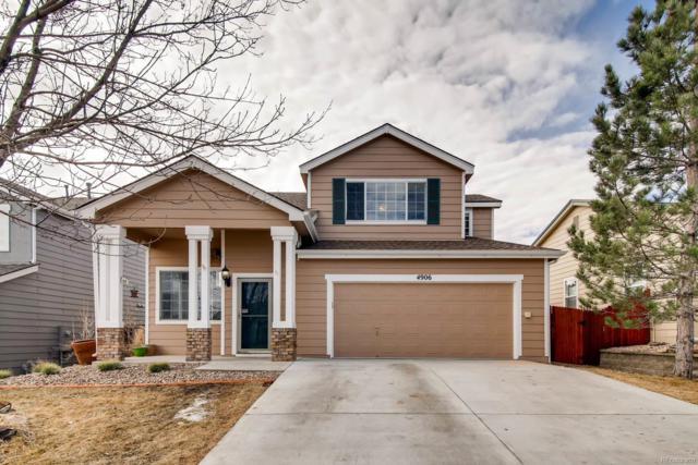 4906 Stoneham Avenue, Castle Rock, CO 80104 (MLS #1810807) :: 8z Real Estate
