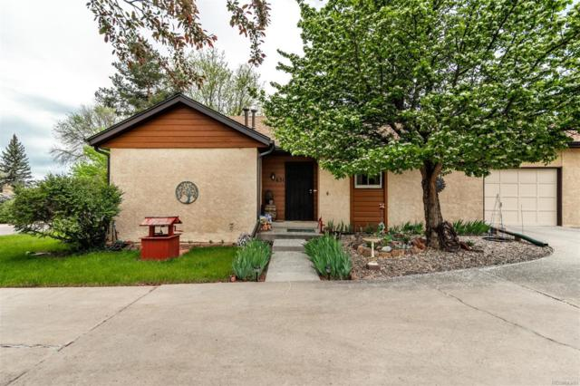 631 Brentwood Street, Lakewood, CO 80214 (MLS #1810905) :: 8z Real Estate