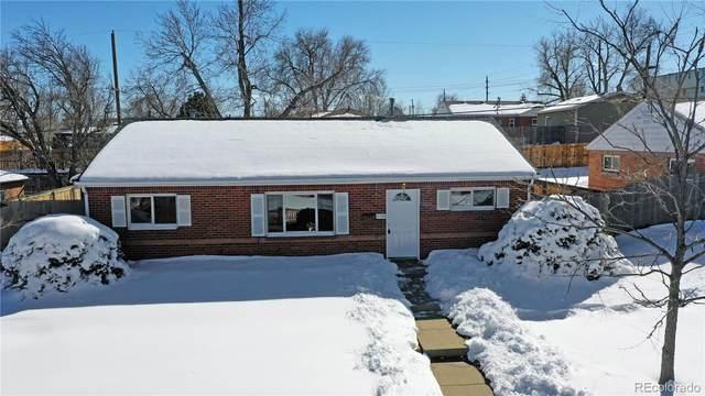 950 Ash Court, Thornton, CO 80229 (MLS #1810934) :: 8z Real Estate