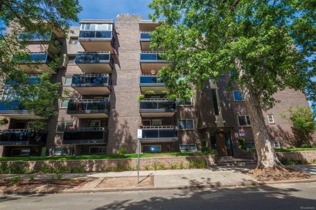 1233 N Ogden Street #504, Denver, CO 80218 (MLS #1811076) :: 8z Real Estate