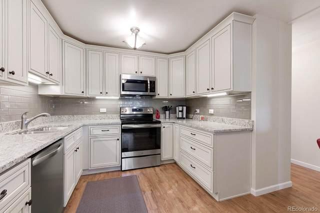 9180 E Center Avenue 5D, Denver, CO 80247 (#1811173) :: The Griffith Home Team
