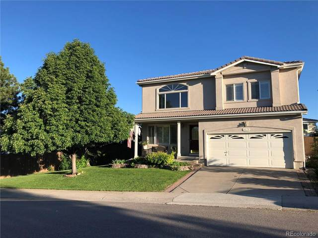 4375 Lyndenwood Circle, Highlands Ranch, CO 80130 (#1811421) :: The DeGrood Team