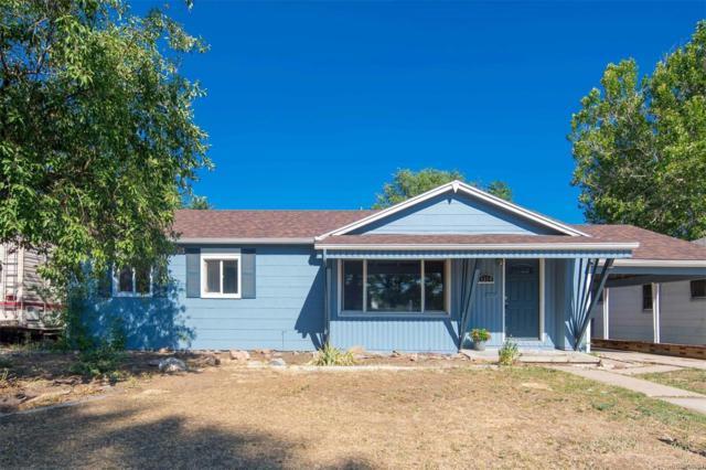 1374 S Tennyson Street, Denver, CO 80219 (#1811775) :: My Home Team
