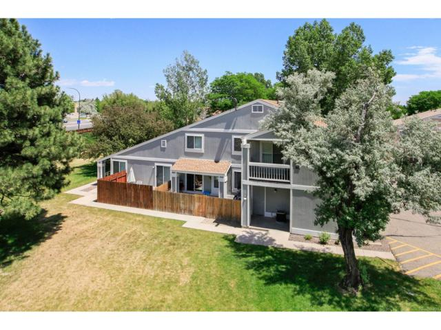 8794 Chase Drive #11, Arvada, CO 80003 (MLS #1811907) :: 8z Real Estate