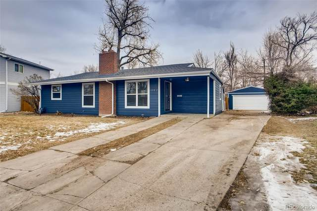 1442 S Locust Street, Denver, CO 80224 (#1811950) :: The Gilbert Group