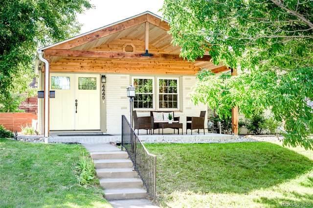 4445 Eliot Street, Denver, CO 80211 (MLS #1812014) :: The Sam Biller Home Team