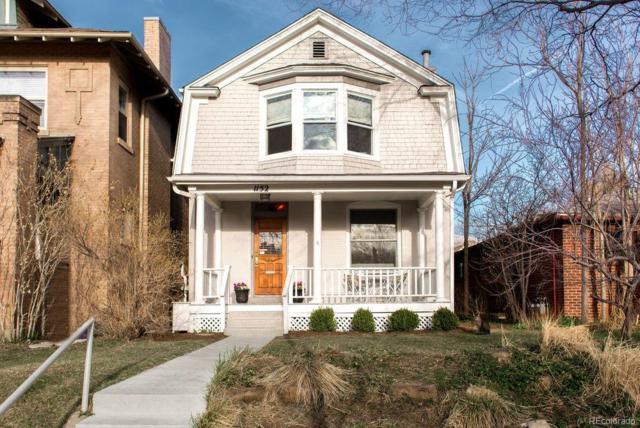 1152 Steele Street, Denver, CO 80206 (#1812160) :: My Home Team