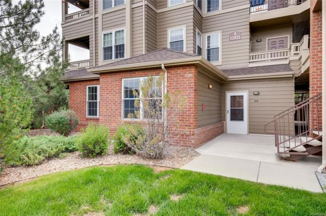 12922 Ironstone Way #101, Parker, CO 80134 (#1812197) :: The HomeSmiths Team - Keller Williams