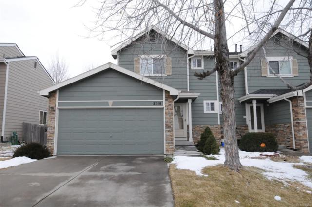 3018 E 106th Avenue, Northglenn, CO 80233 (MLS #1812698) :: 8z Real Estate