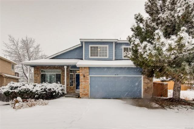 6838 Chestnut Hill Street, Highlands Ranch, CO 80130 (#1813250) :: The Peak Properties Group