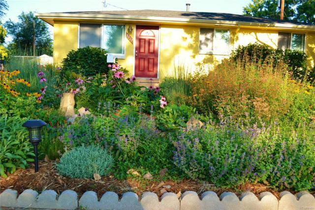 5327 Pierce Street, Arvada, CO 80002 (#1814020) :: The Griffith Home Team