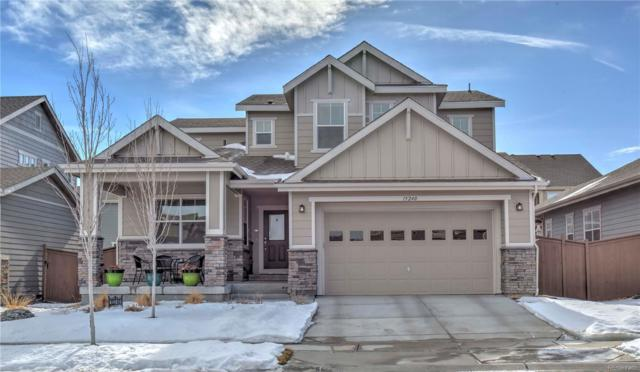 15240 W 50th Drive, Golden, CO 80403 (#1814387) :: The Pete Cook Home Group