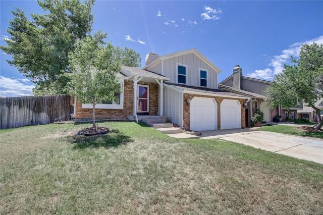 16611 Blue Mist Circle, Parker, CO 80134 (#1814822) :: The Heyl Group at Keller Williams