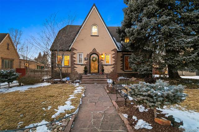 1575 Ivy Street, Denver, CO 80220 (MLS #1814963) :: Kittle Real Estate