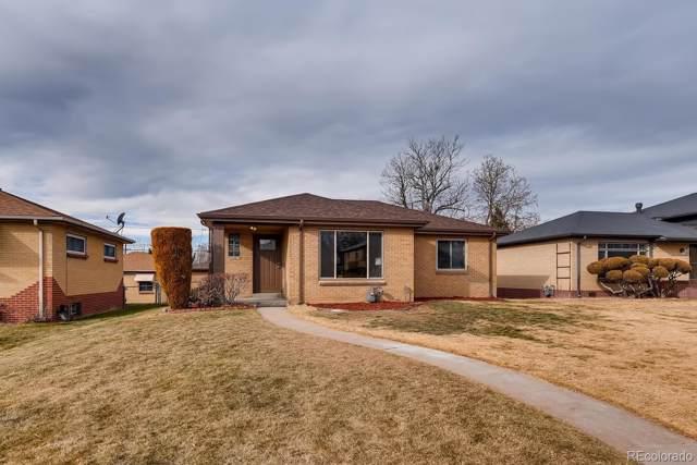 3615 Ivanhoe Street, Denver, CO 80207 (#1815118) :: Mile High Luxury Real Estate