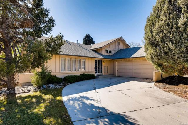 6580 S Heritage Pl W, Centennial, CO 80111 (#1815148) :: The Pete Cook Home Group