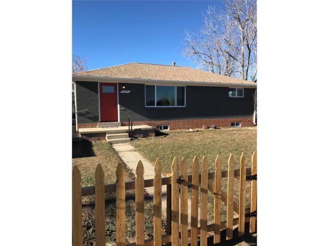 5445 Vallejo Street, Denver, CO 80221 (#1815193) :: Colorado Home Finder Realty