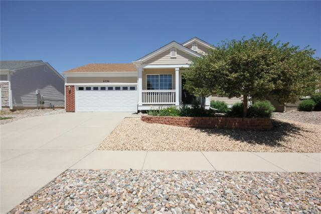 6496 Cache Drive, Colorado Springs, CO 80923 (#1815552) :: The DeGrood Team