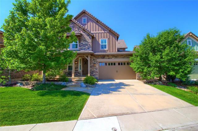 426 Maplehurst Drive, Highlands Ranch, CO 80126 (#1816069) :: The Peak Properties Group